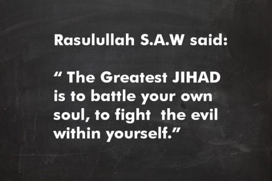 Meluruskan Salah Paham Makna Jihad