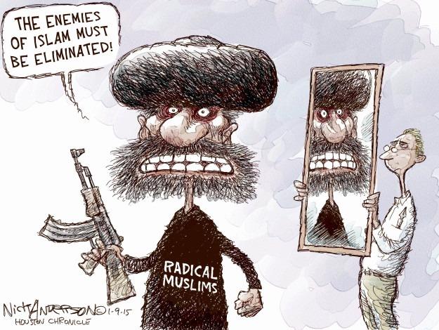 Konservatisme dan Laknatisme Gejala Dunia Muslim