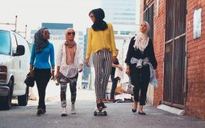 Ekspresi Islami Generasi Millenial Muslim