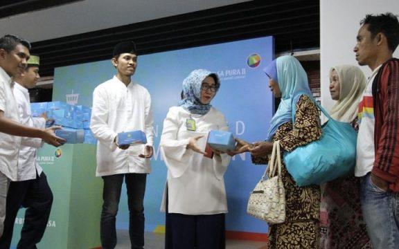 Ribuan Takjil Disediakan di Bandara Soetta Selama Ramadhan