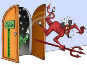 Puasa, Konsep Freud dan Setan yang Dibelenggu