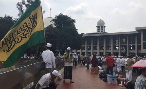 Takmir Masjid Se-DKI Tolak Politisasi dan Kampanye di Mimbar Masjid