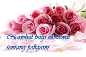 Ihwal Poligami Nabi Muhammad (2)