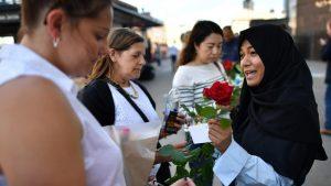 Aksi 3000 Bunga Kaum Muslim Inggris