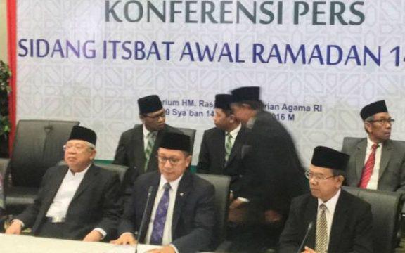 Sidang Isbat Sebelum Ramadhan, Bagaimana dan Kapan Digunakan di Indonesia?