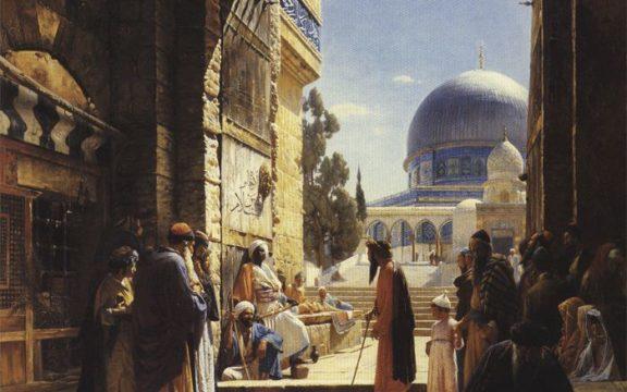 Air Mata Jerussalem