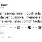 Tiada Agama Bagi yang Tidak Berakal: Catatan untuk Felix Siauw