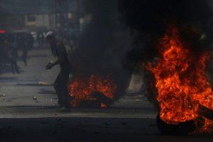 Warga Palestina Yang Meninggal Akibat Bentrokan dengan Israel Bertambah