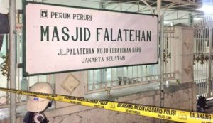Masjid dan Kemarahan Kaum Anti Thagut