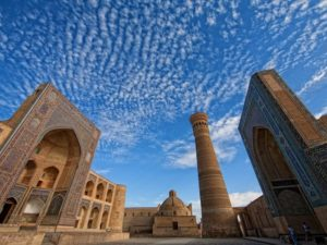 Bukhara, Negeri yang Dipuja Rumi