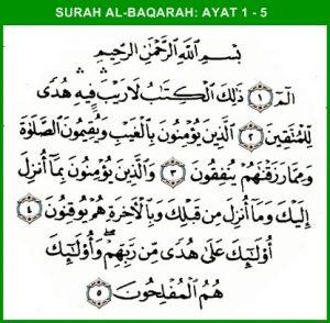 Hikmah Alif Lam Mim dan Artinya dalam Surat al Baqarah ayat 1: Tafsir Al-Misbah