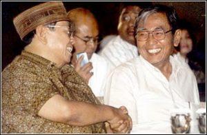 Gus Dur dan Cak Nur Sang Teolog Muslim Indonesia
