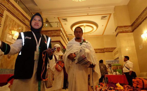 Jemaah Haji Indonesia Mulai Berdatangan di Mekah