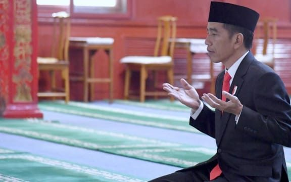 Jalur Sutra, Jokowi dan Islam (di) Indonesia