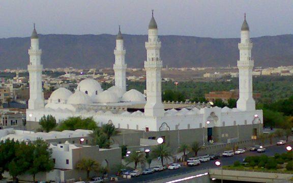 Kisah Masjid dan Shalat Jumat Pertama Rasulullah