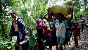 Lapis-lapis Persoalan Rohingya