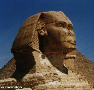Kata Ulama Mesir, Sphinx Dibangun Nabi Idris. Benarkah?