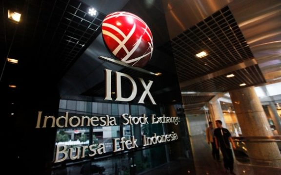 The Best Supporting Institution for Islamic Finance of the Year 2017 untuk Bursa Efek Indonesia