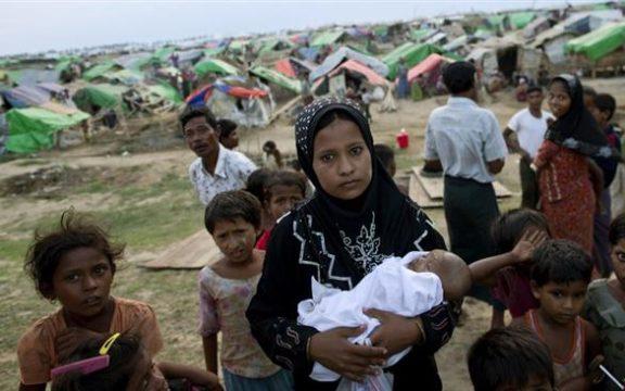PBB Desak Peningkatan Bantuan Untuk Pengungsi Rohingya