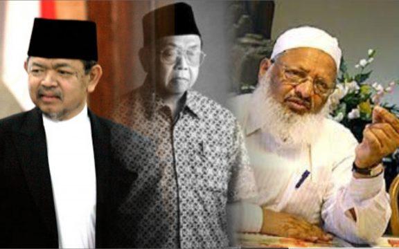 Kiai Ali Mustafa, Gus Dur, dan Mustafa al-A'zami