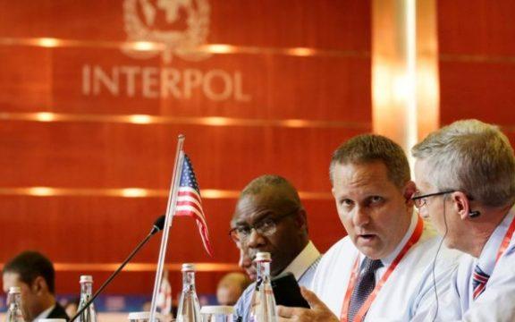 Palestina Masuk Menjadi Anggota Interpol
