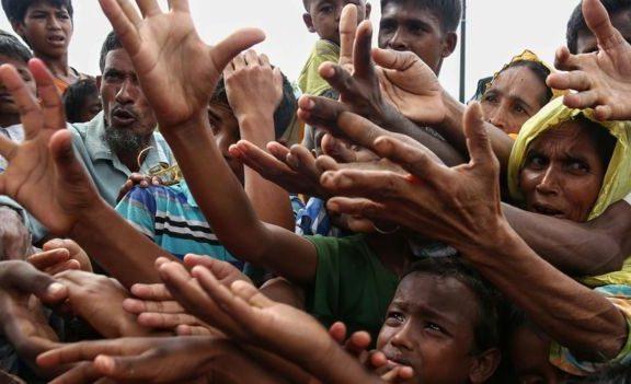 Rohingya, Makna Cinta, Makna Marah