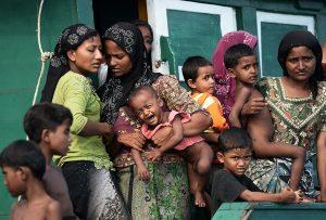 Islamisme dan Cinta untuk Rohingya