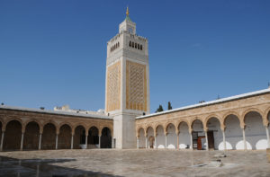 Zaetunah Corong Peradaban Islam Tunisia