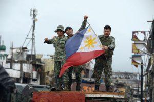 Dunia Islam Pekan Ini (21-27 Okt): Bebasnya Marawi dari ISIS dan Terbitnya UU Ormas