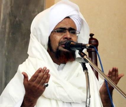 Habib Umar: Masjid bukan Tempat untuk Berpolitik
