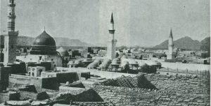 Sejarah Kaligrafi Masjid Nabawi