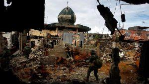 Kota Marawi Resmi Bebas dari Cengkraman ISIS