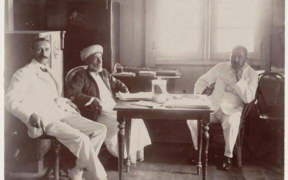 Sayyid Utsman, Orang Arab dan Kuasa Kolonial