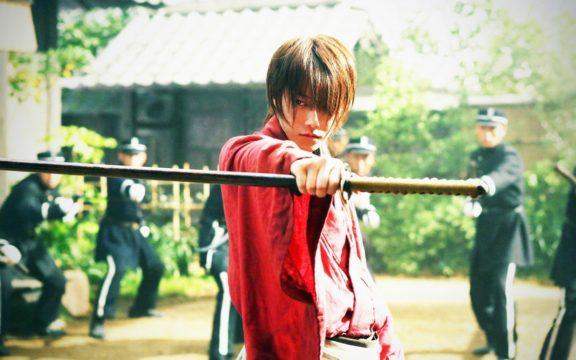 Helm dalam Pedang Kenshin