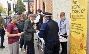 Kampanye Melawan Kejahatan Anti Muslim di London