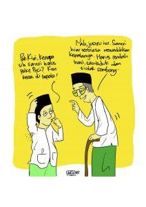 Tionghoa yang Terpikat Kopiah Hitam, Lalu Masuk Islam (1)