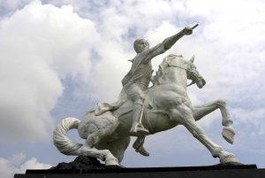 Diponegoro dan Mimpinya Bertemu Ratu Adil