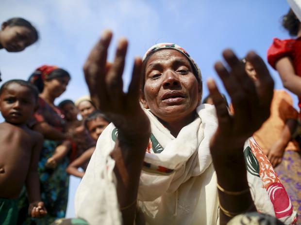 Myanmar Tidak Siap Pulangkan Pengungsi Rohingya, kata PBB