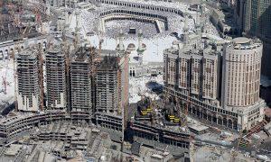 Tahun 2030 Masjidil Haram Dapat Menampung 30 Juta Jamaah