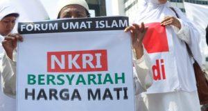 Menguji Gagasan NKRI Bersyariah, Layak untuk Indonesia?