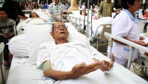 Doa untuk Pasien yang Tidak Ada Harapan Sembuh