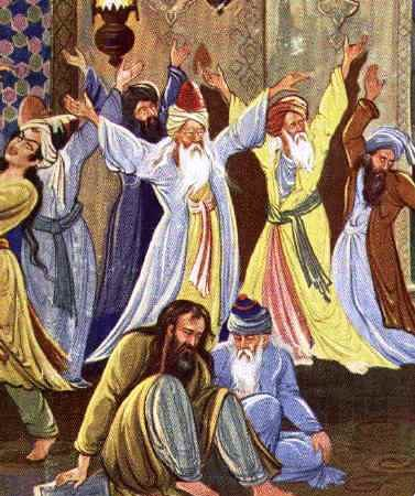 Kisah Sufi Membakar Al-Qur'an