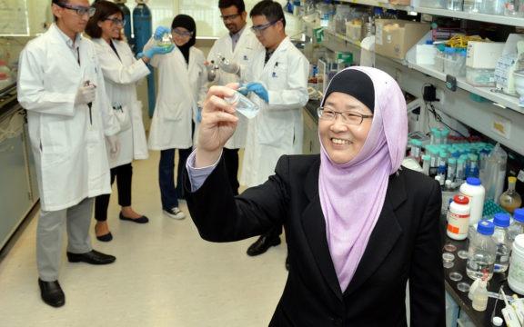 Jackie Ying, Profesor Muslimah Mendunia di Bidang Nanoteknologi