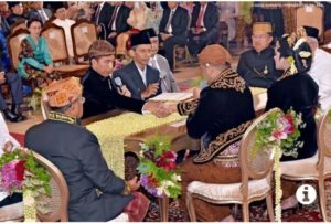 Membincang Lafal Ijab Kabul ala Presiden Jokowi