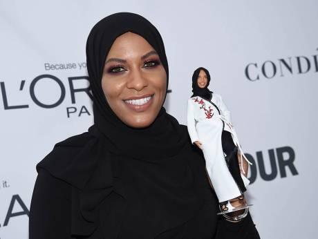 Berbie Jilbab Untuk Ibtihaj Muhammad