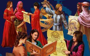 Foto Muslimah yang Diblur dan Jadi Kartun, Mau Meremehkan Peran Perempuan?