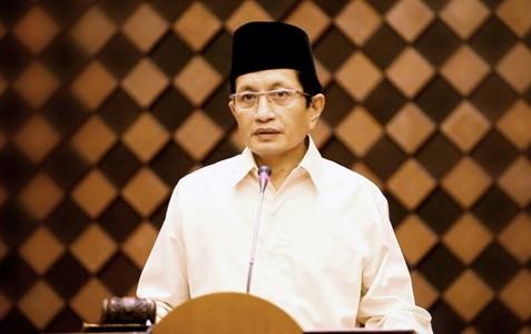 Setelah Pemilu 17 April, Belajarlah dari Doa Nasaruddin Umar, Imam Besar Istiqlal