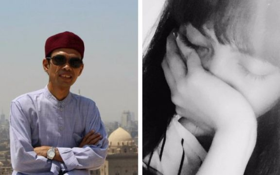 Membela Rina Nose, Mengkritik Ustadz Abdul Somad