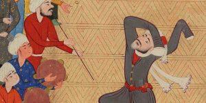 Sufi Sya'dun Al-Majnun yang Menolak Takluk di Kursi Khalifah