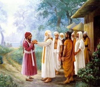 Sultan Al Mahdi yang Menangkap Nabi Baru